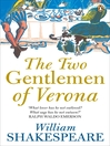 The Two Gentlemen of Verona (eBook)